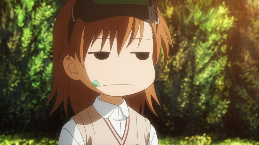 to_aru_kagaku_no_railgun_s-05-misaka_imouto_9982-clone-comedy-blank_stare-headgear-food_on_face